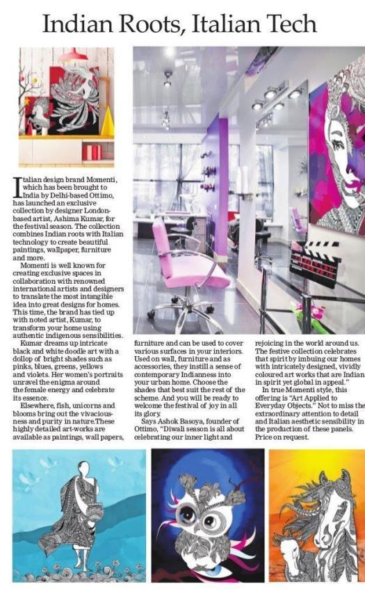 Indian Express - October 2018